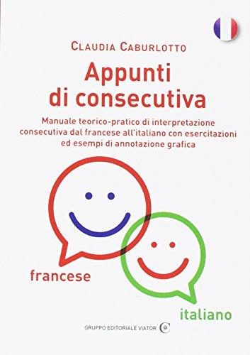 Appunti di consecutiva francese-italiano