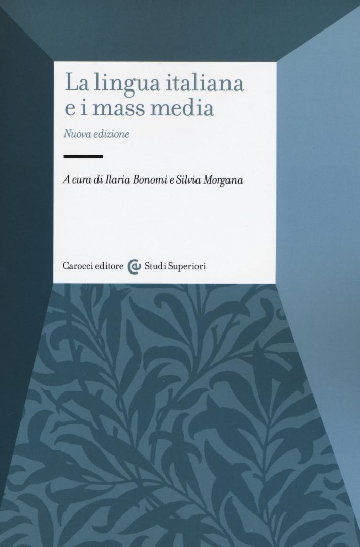 La lingua italiana e i mass media