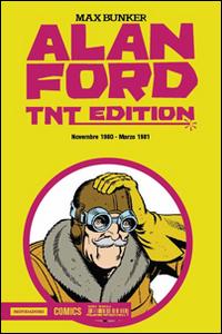 Alan Ford. TNT edition. Vol. 24: Novembre 1980-Marzo 1981