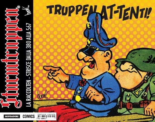 La Raccolten. Sturmtruppen. Vol. 3