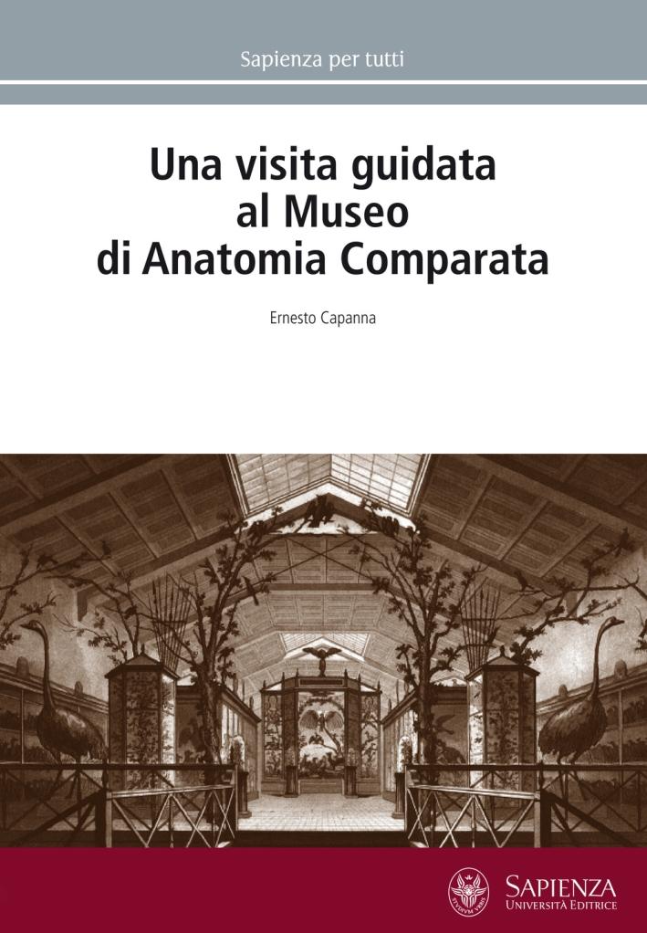 Una visita guidata al Museo di anatomia comparata