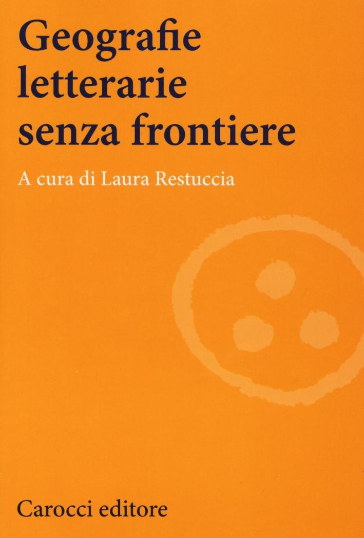 Geografie letterarie senza frontiere