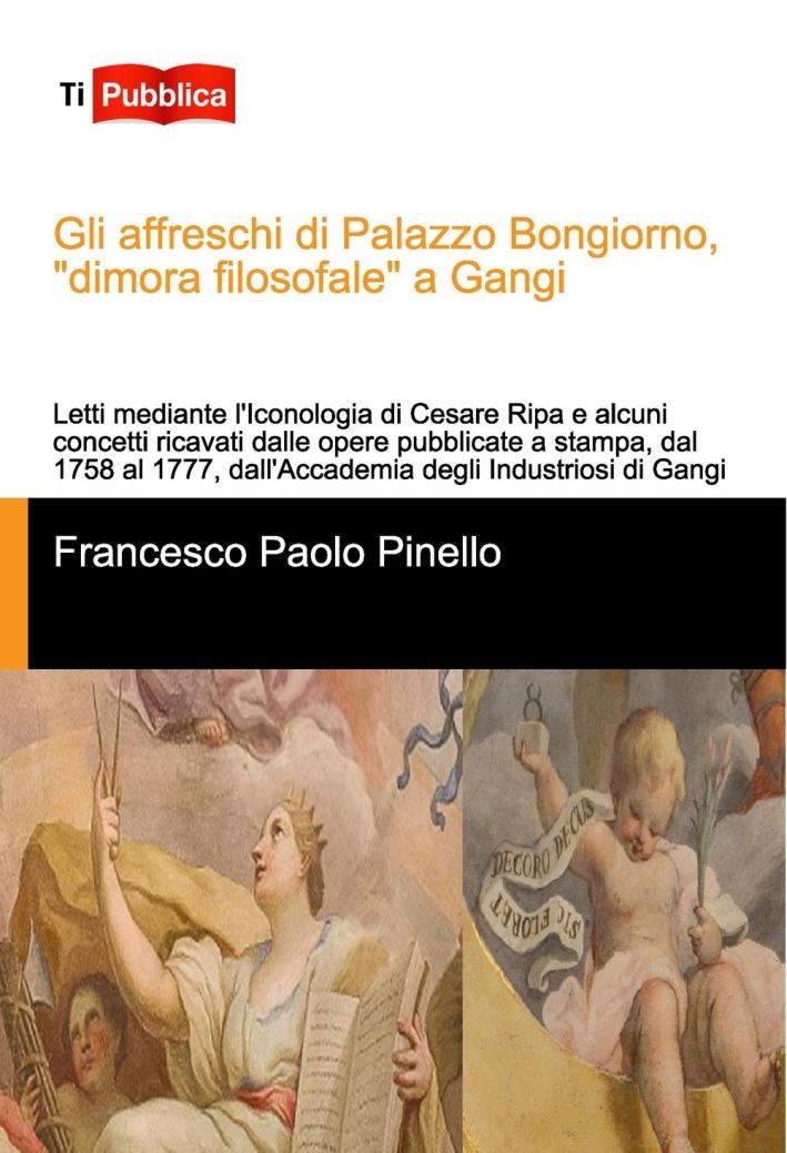 Gli affreschi di Palazzo Bongiorno, «dimora filosofale» a Gangi