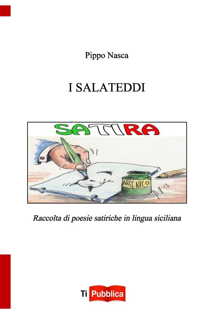 I salateddi. Raccolta di poesie satiriche in lingua siciliana