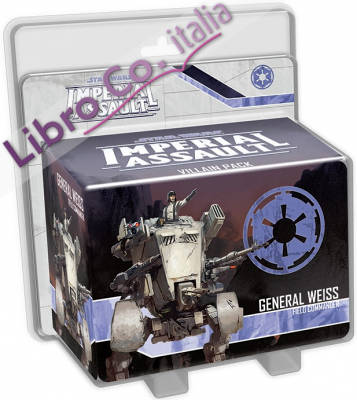Assalto Imperiale. Generale Weiss. [Espansione per Assalto Imperiale]