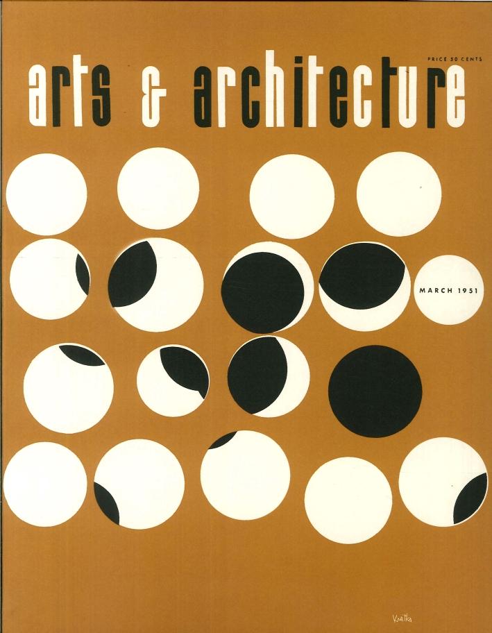 Arts & Architecture. Year 1951. (Taschen Box Set Reprint).
