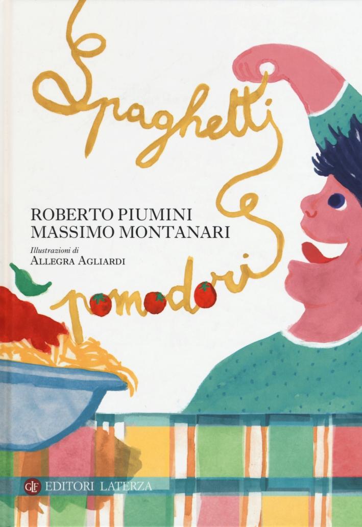 Spaghetti e Pomodori.