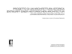 Progetto di un'architettura istorica