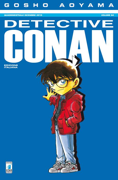 Detective Conan. Vol. 84