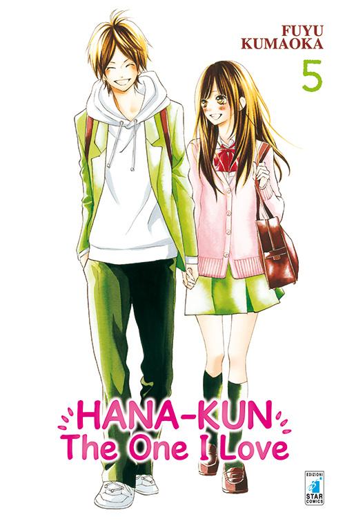 Hana-Kun, the one I love. Ediz. italiana. Vol. 5.