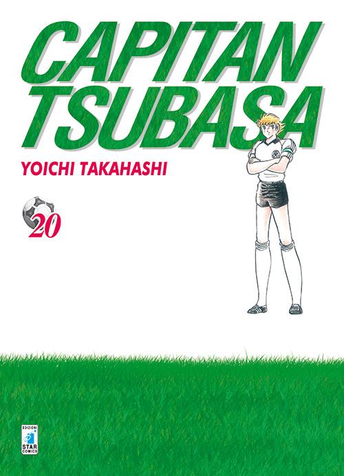Capitan Tsubasa. New edition. Vol. 20