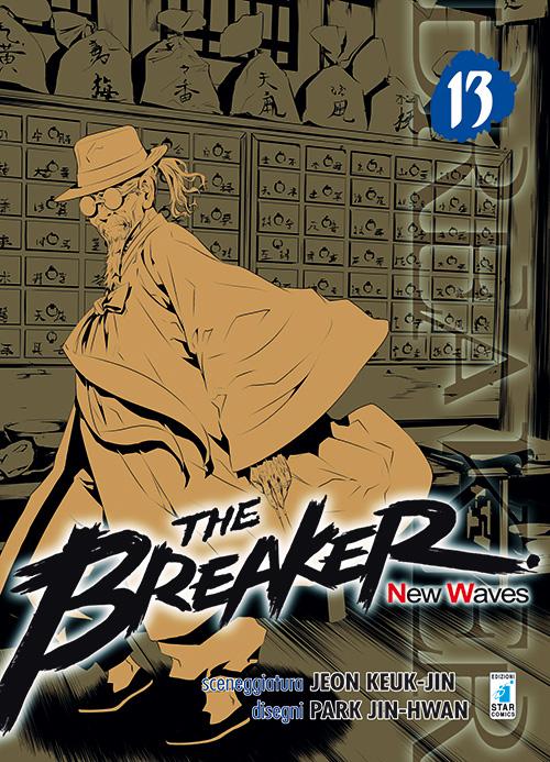 The Breaker. New waves. Vol. 13