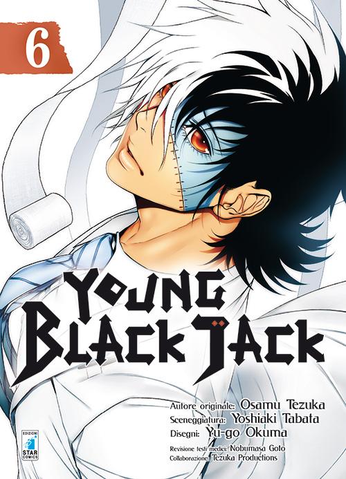 Young black jack. Vol. 6.