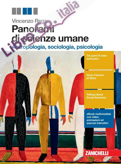 Panorami di scienze umane. Antropologia, sociologia, psicologia