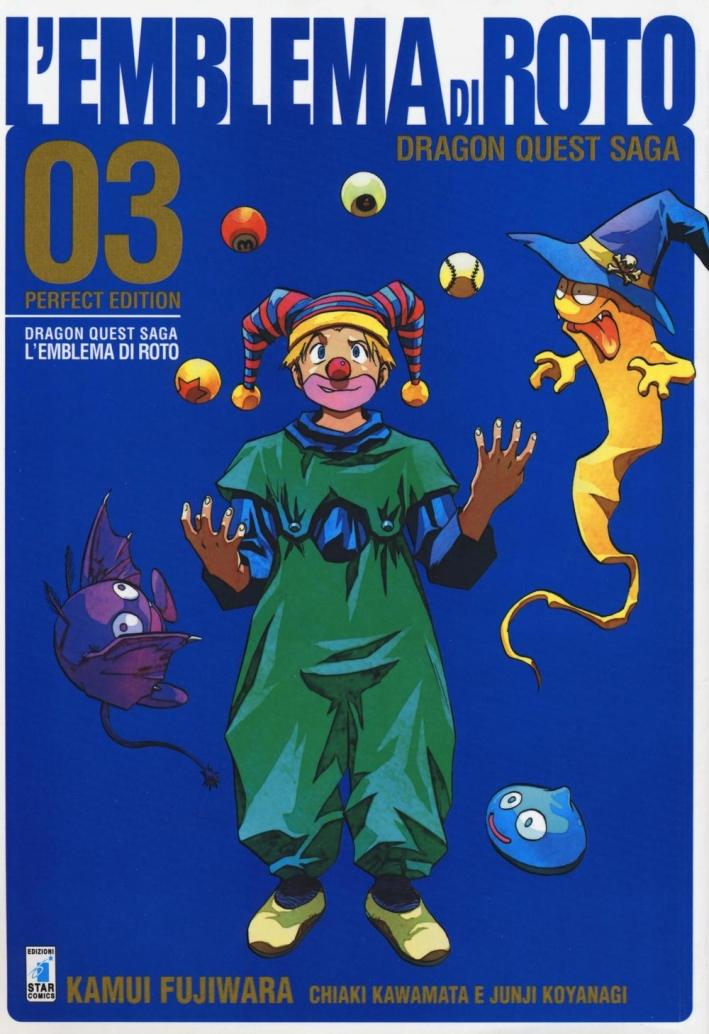 L'emblema di Roto. Perfect edition. Dragon quest saga. Vol. 3