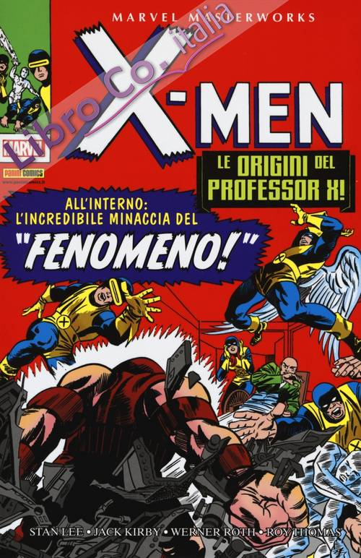 X-Men. Vol. 2.