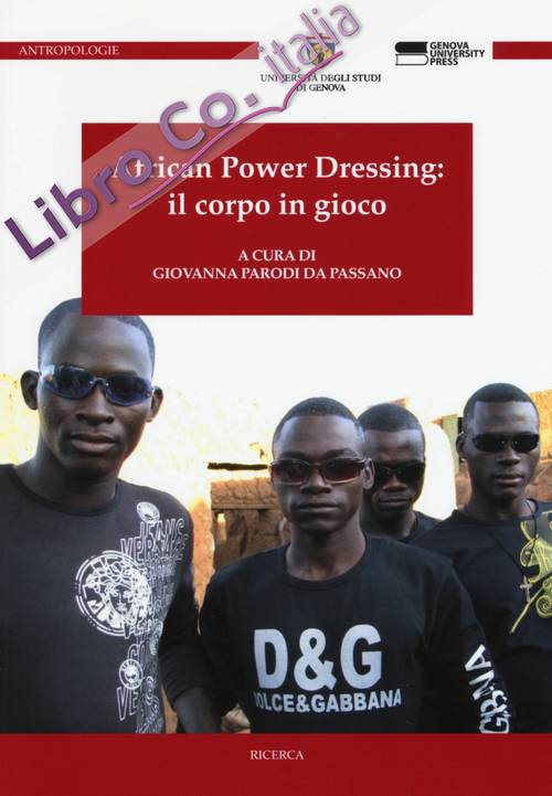 African power dressing: il corpo in gioco.