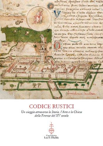 Codice Rustici. Dimostrazione dell'andata o viaggio al Santo Sepolcro e al monte Sinai.