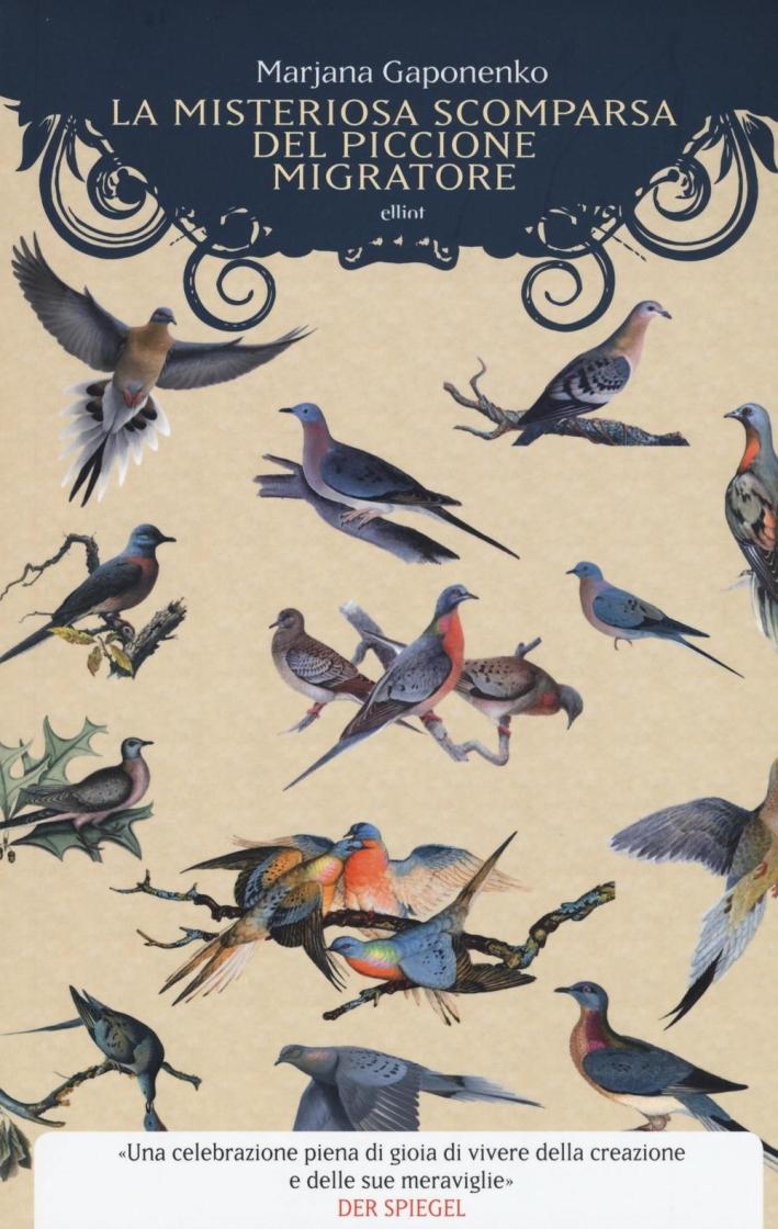 La misteriosa scomparsa del piccione migratore.