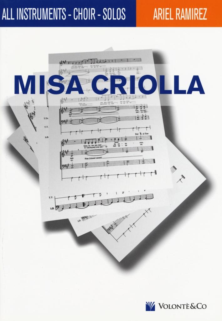 Misa Criolla.