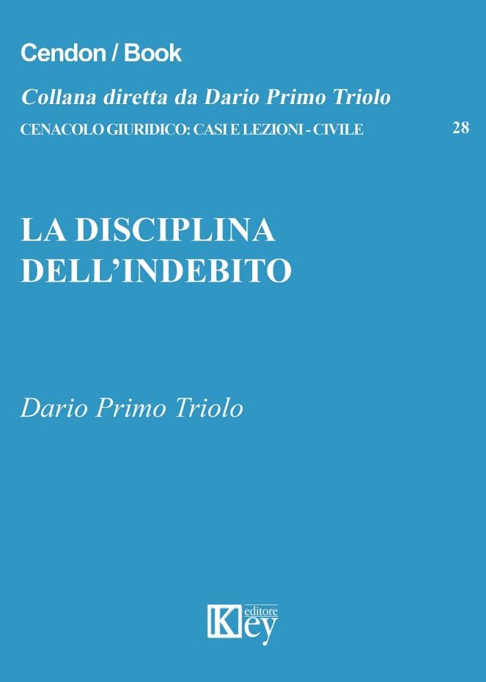 La disciplina dell'indebito