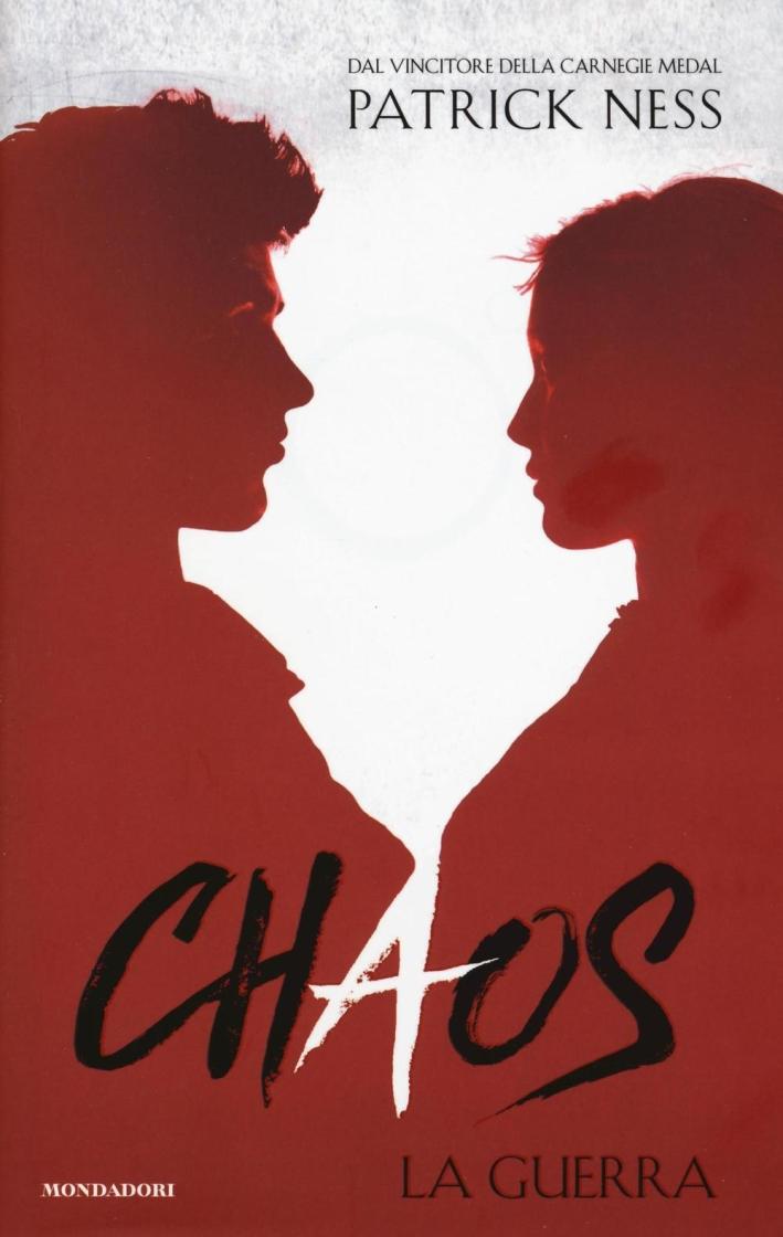 La guerra. Chaos. Vol. 3