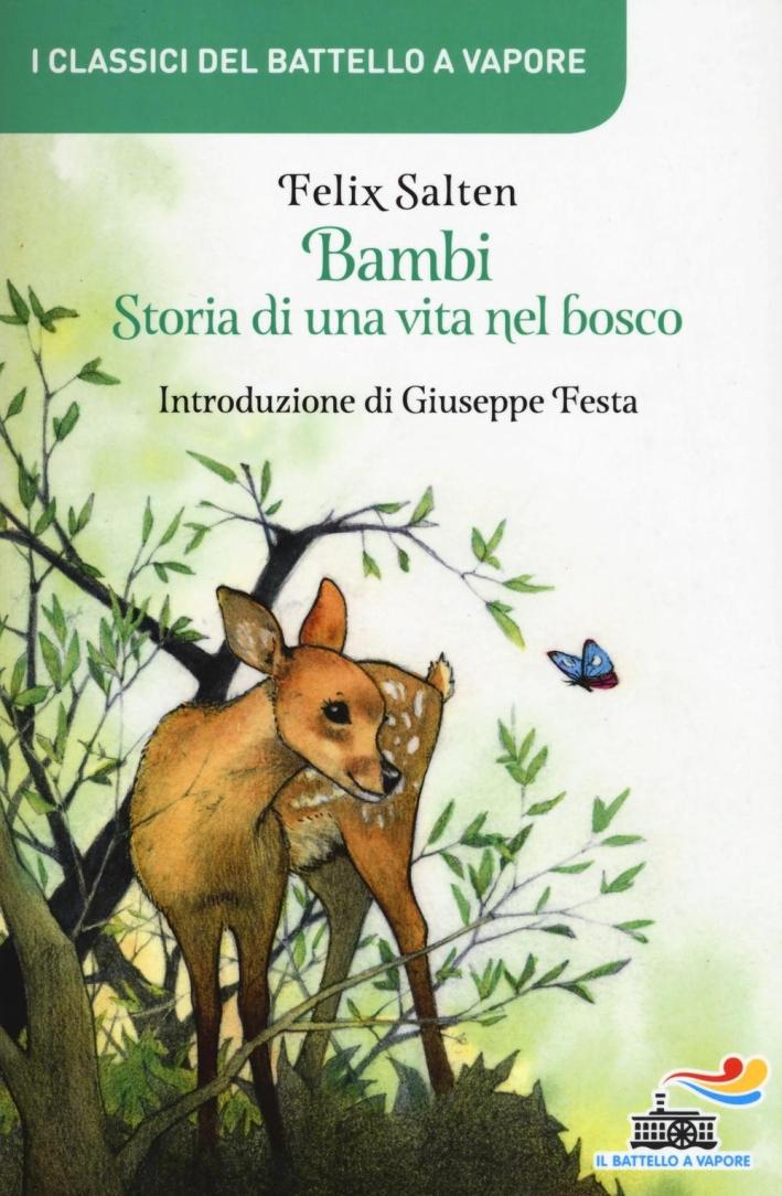 Bambi, storia di una vita nel bosco