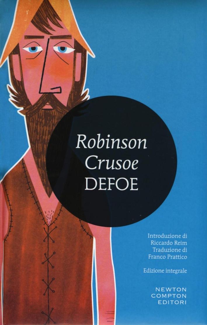 Robinson Crusoe. Ediz. integrale.