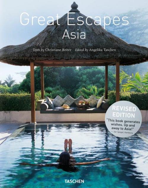 Great escapes Asia. Ediz. inglese, francese e tedesca