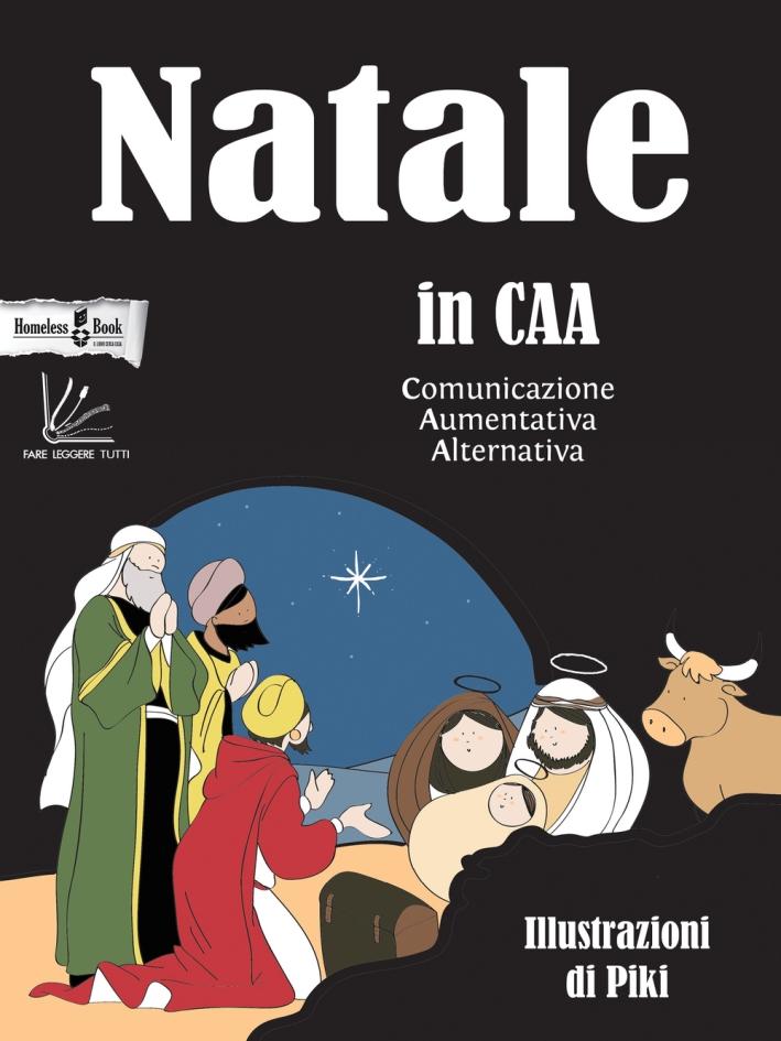 Natale in CAA. Comunicazione aumentativa alternativa