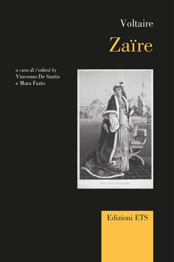Zaire. Ediz. Italiana, Francese e Inglese