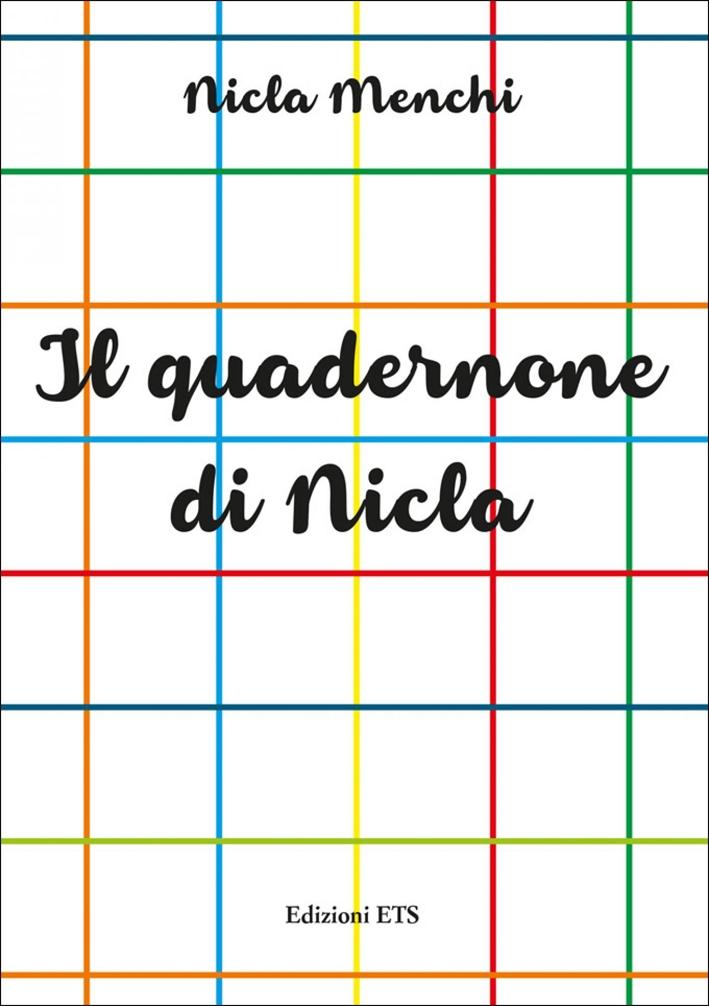 Il Quadernone di Nicla.