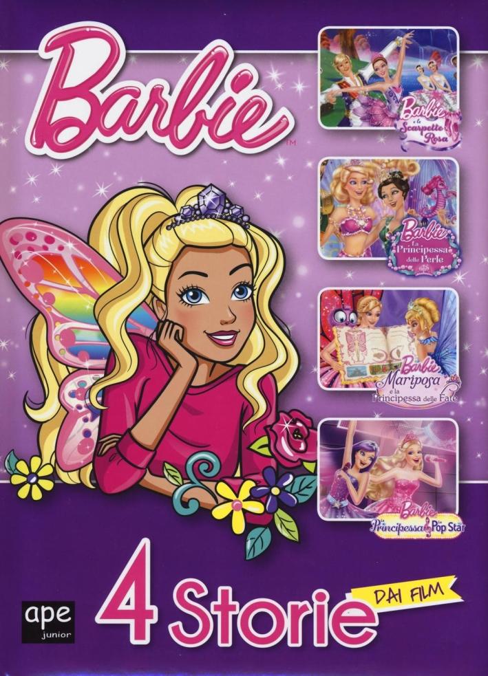 Barbie principesse da sogno.