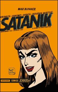 Satanik. Vol. 11: Novembre 1968-Giugno 1969