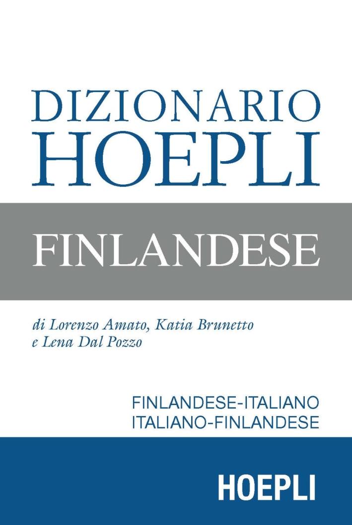 Dizionario Finlandese