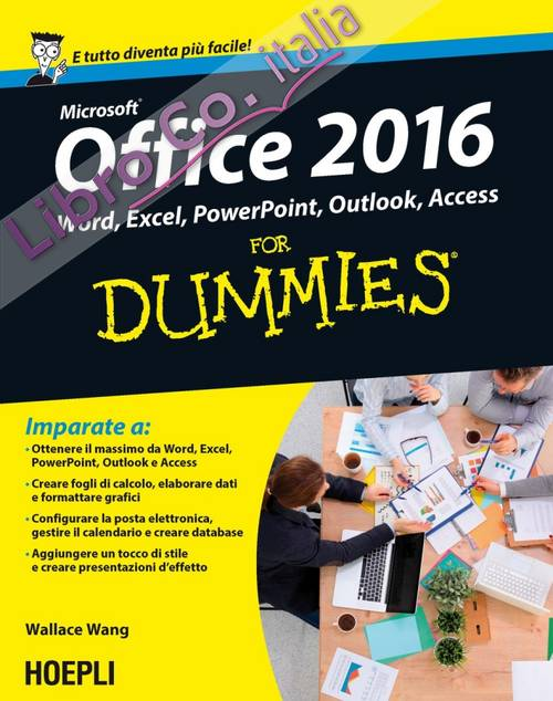 Microsoft Office 2016 For Dummies