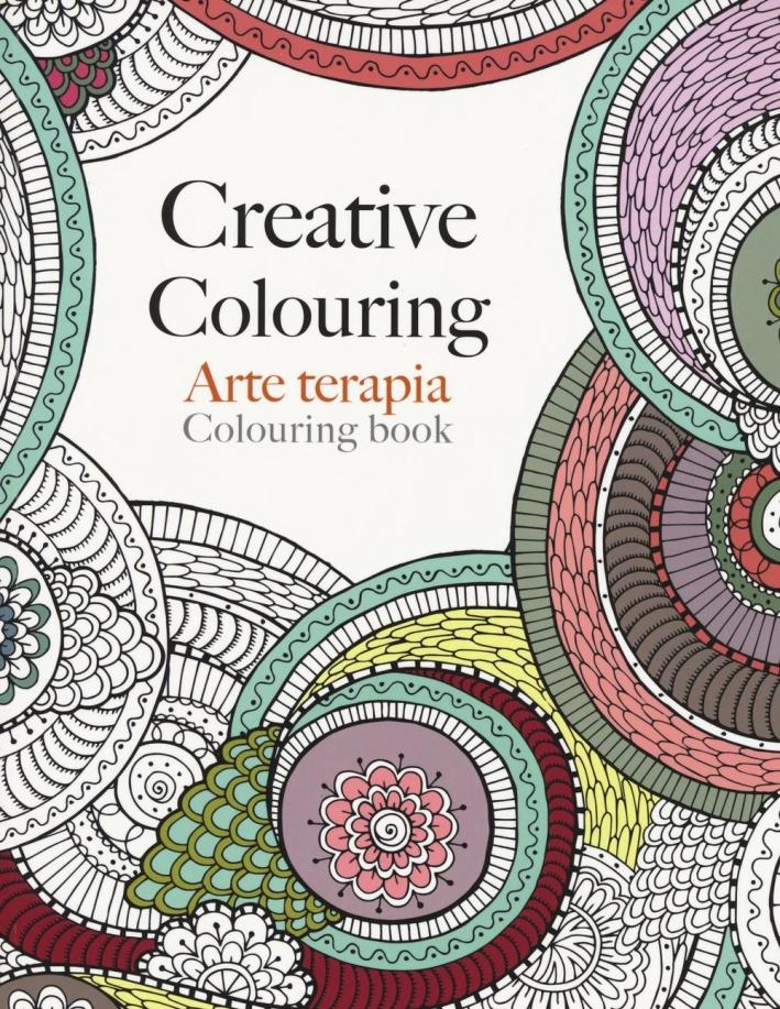 Arte terapia. Creative colouring