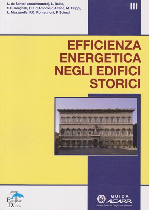 Efficienza energetica negli edifici storici