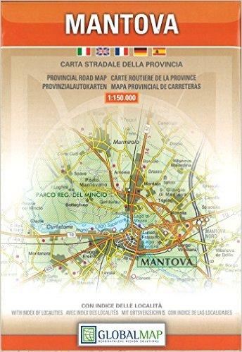 Mantova Provincia 1:150.000