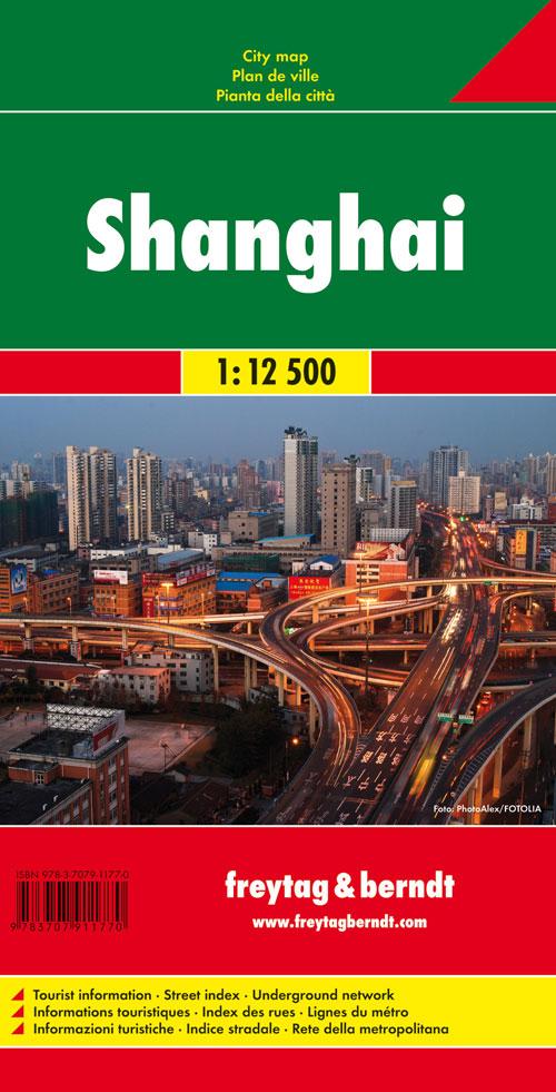 Shanghai 1:12.500.