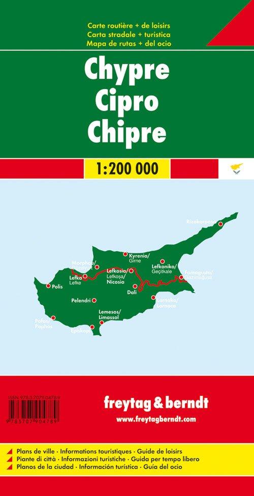 Cipro 1:200.000.