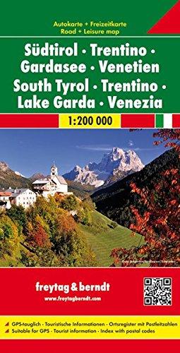 lto Adige Tr. Garda Veneto 1:200k