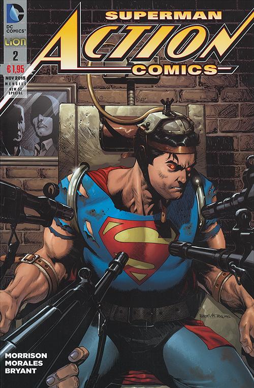 Superman. Action comics. Vol. 2