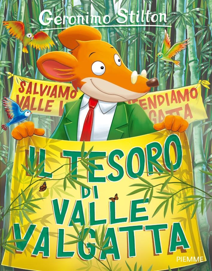 Il tesoro di Valle Valgatta.