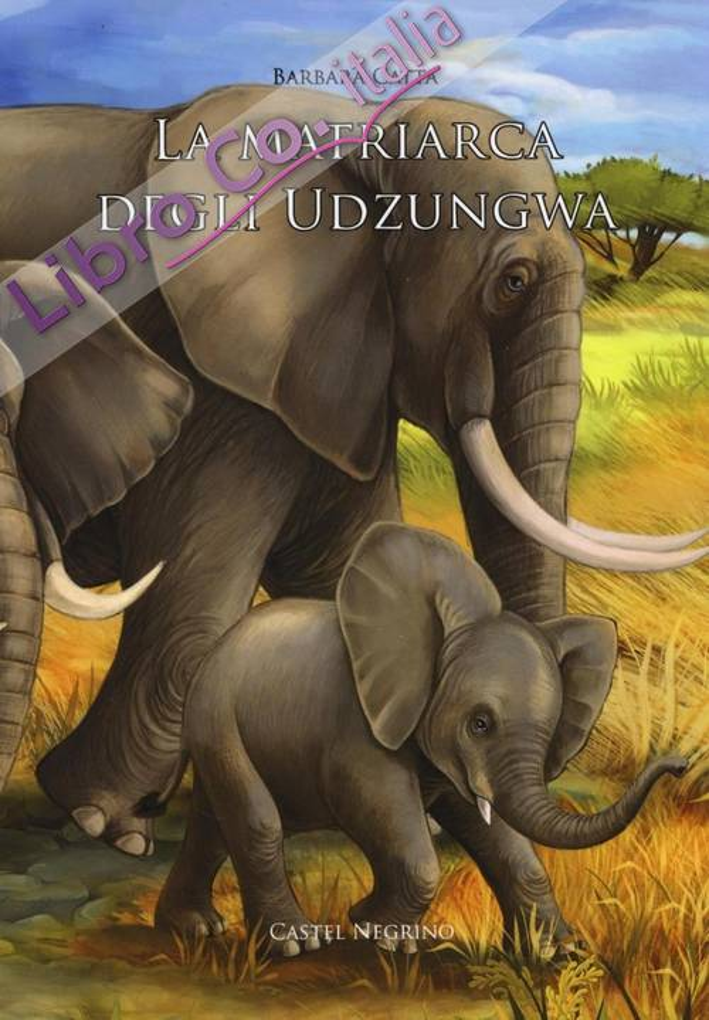 La matriarca degli Udzungwa.