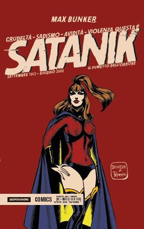 Satanik. Vol. 14: Settembre 1972-Giugno 2008.
