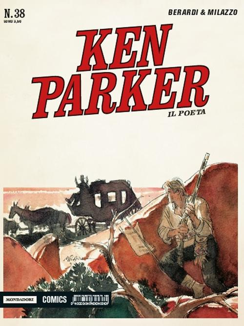 Il poeta. Ken Parker classic. Vol. 38