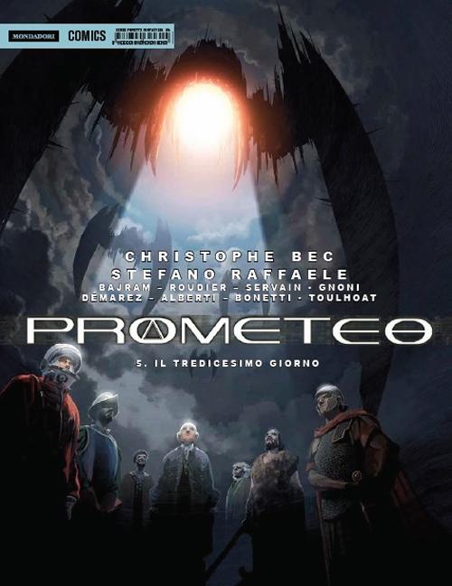 Prometeo. Il tredicesimo giorno. Vol. 5.