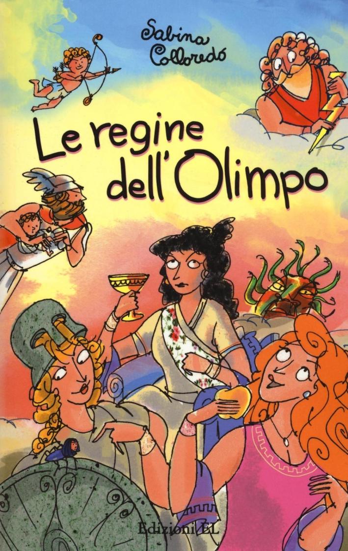 Le regine dell'Olimpo.