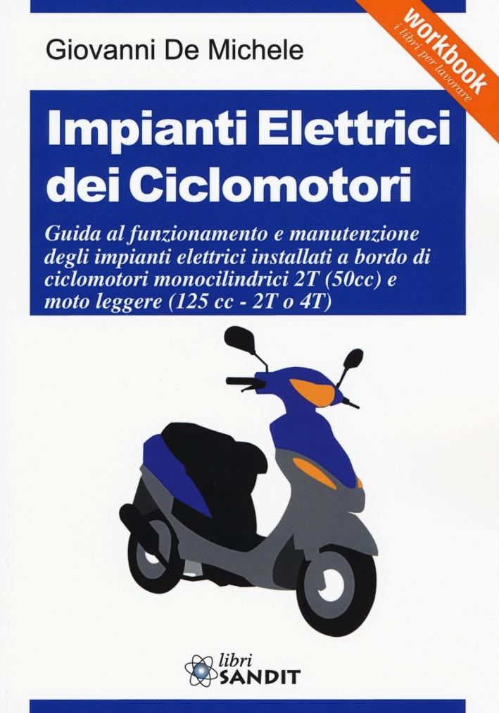 Impianti elettrici dei ciclomotori.
